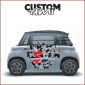 Des stickers pour se camoufler sur la route. Donnez corps à toutes vos envies  #ami #citroen #citroenami #voitureelectrique #ecar #design #electriccars #driveelectric #testdrive #cutecar #citroenfan #citroenclassic #electricvehicle #citroenclub #automotive #carlifestyle #instacar #carsofinstagram #carstagram #sticker #stickers #stickershop #stickerart #stickeraddict #autocollant #autocollants #citroenfanphoto